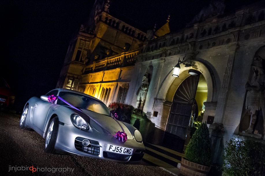wedding_car_rushton_hall