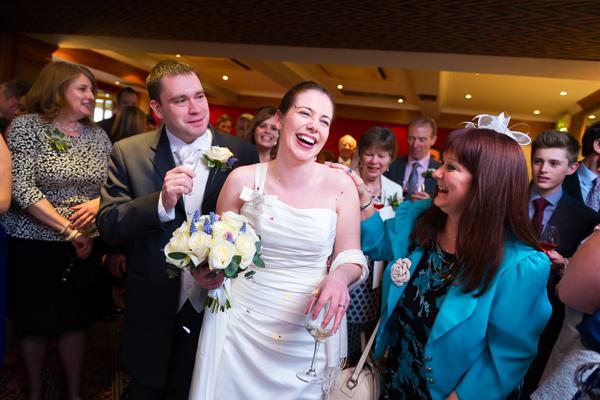 Swan Hotel Bedford Wedding Photography – Hannah & Andy