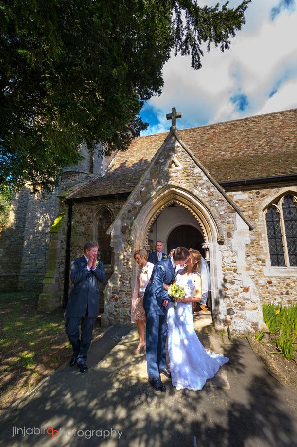 all_saints_church_huntingdon_wedding_photographs