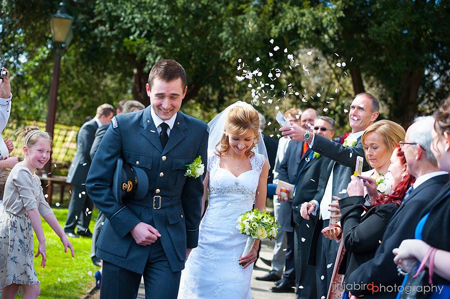 all_saints_church_near_huntingdon_wedding_photographs