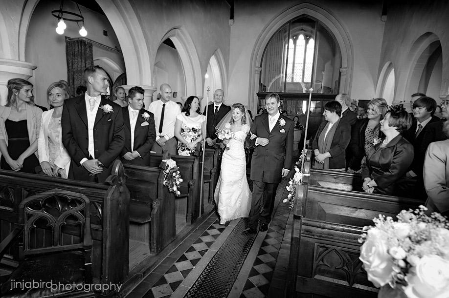all_saints_church_near_huntingdon_wedding_photos