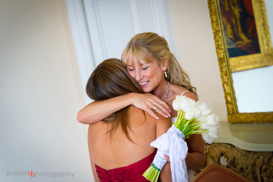 bride_and_bridesmaid_at_fawsley_hall