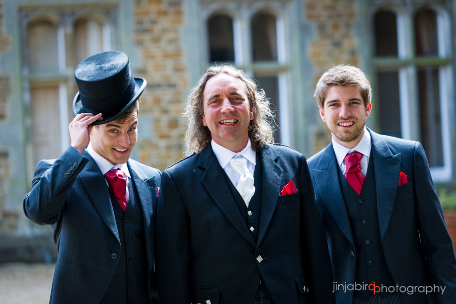 groom_and_groomsmen_at_fawsley_hall