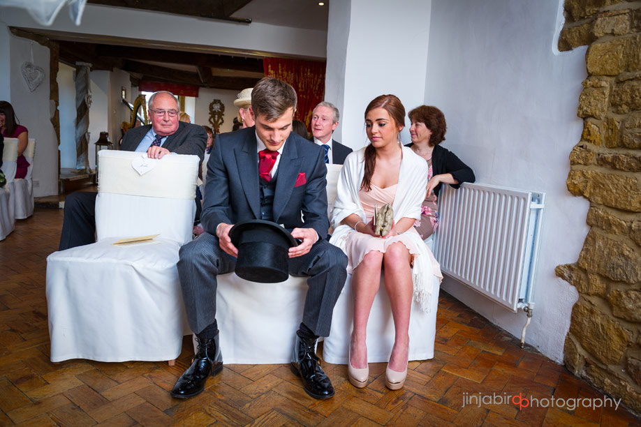 wedding_service_at_fawsley_hall