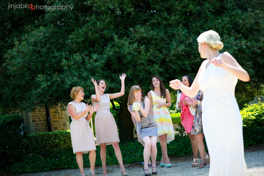 throwing_bouquet_fawsley_hall