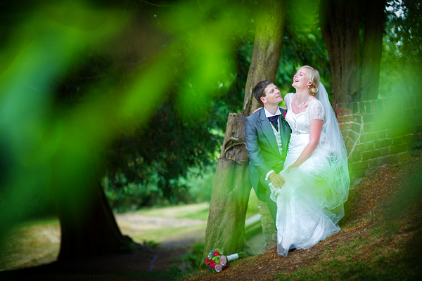 Flitwick Manor Wedding Photography – Sarah & Charles