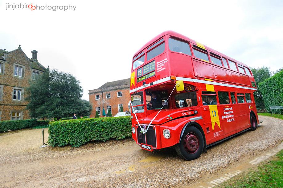 fawsley_hall_wedding_bus