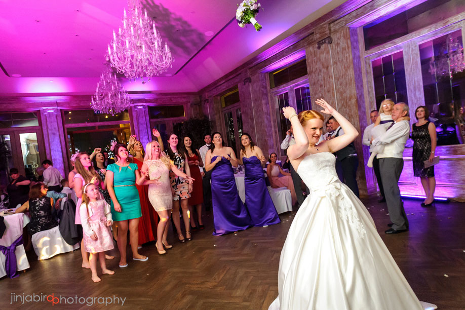 tossing_bouquet_fawsley_hall