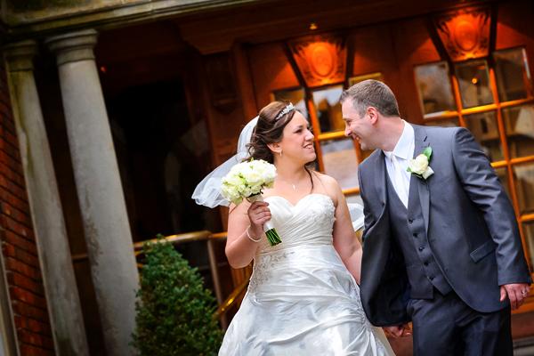 Swan Hotel Bedford Wedding Photography – Coleen & Pasq