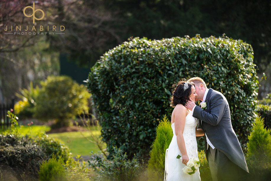 barns_hotel_bedfordshire_bride_and_groom