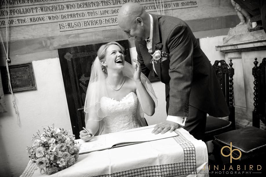 st_owens_bromham_wedding_service
