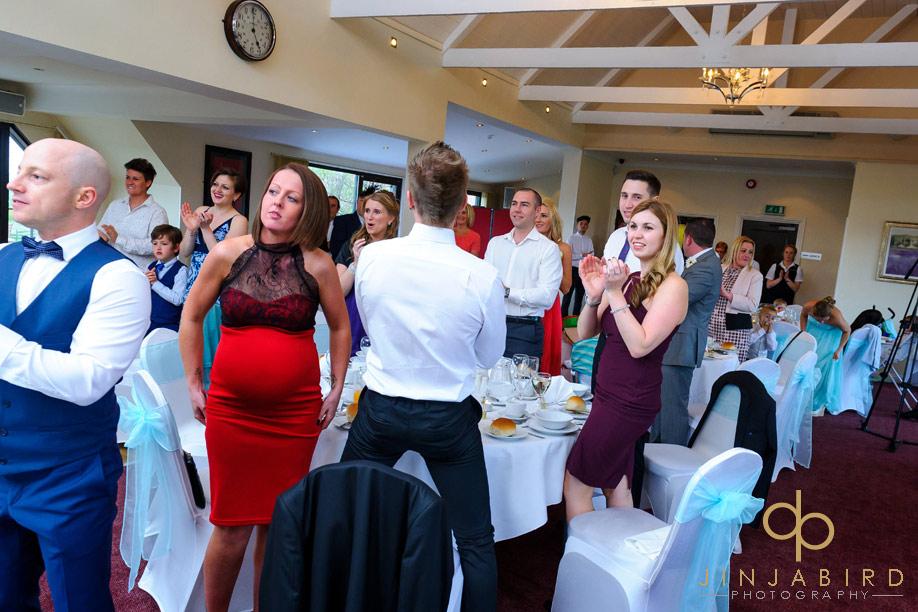 wedding reception_groom_langdon_hills