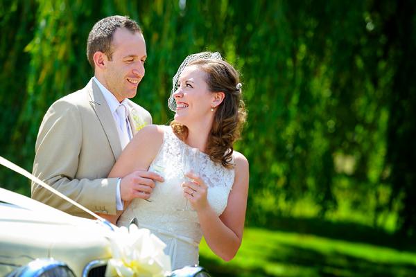 Bedford wedding photography – Amie & Gary