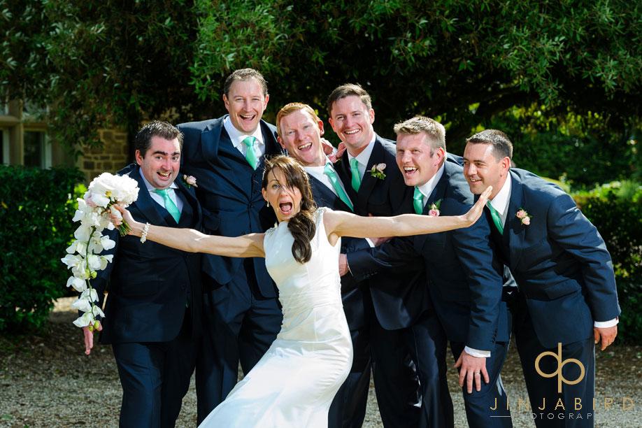 bride_with_groomsmen_fawsley_hall