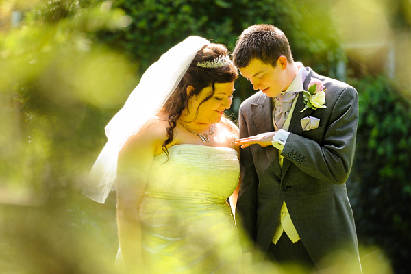 Hunsbury Hill Centre Northampton Wedding Photography – Georgie & Matt