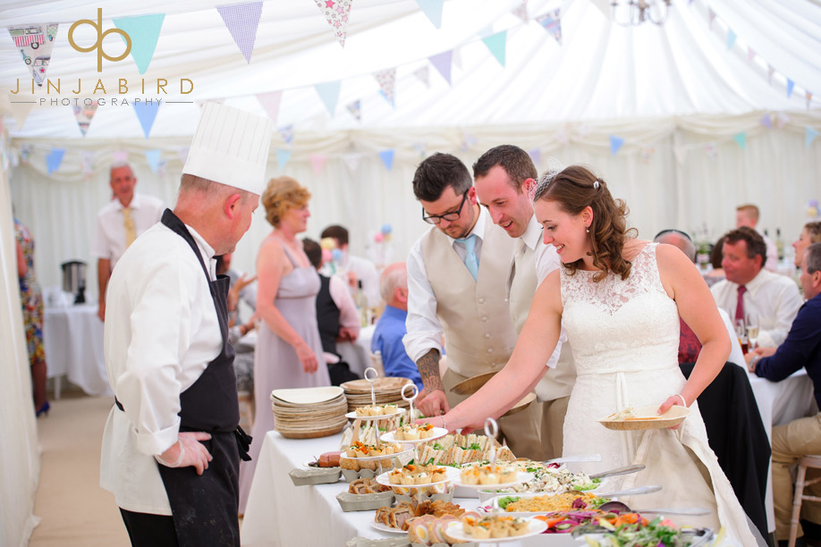 wedding_food_bedford