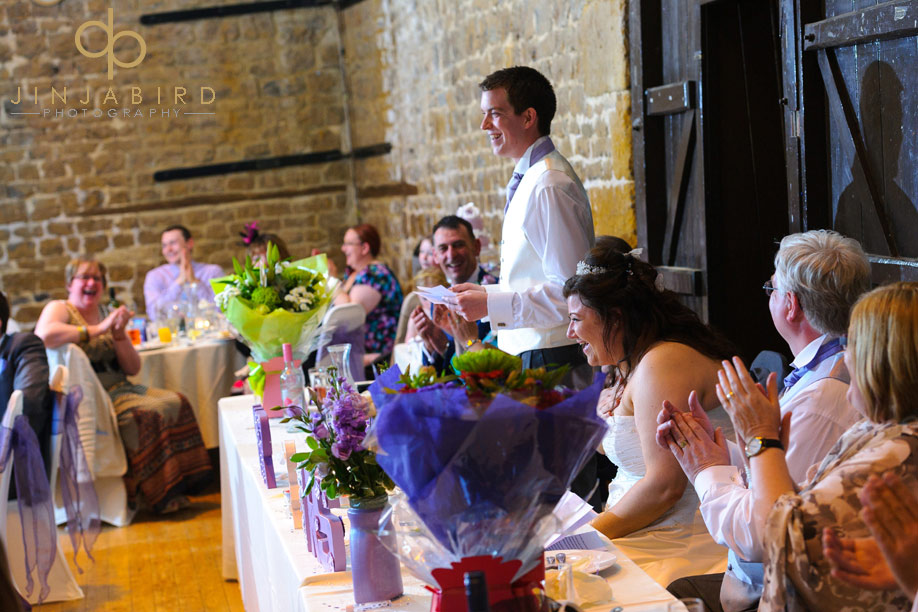 wedding_speech_hunsbury_hill_centre