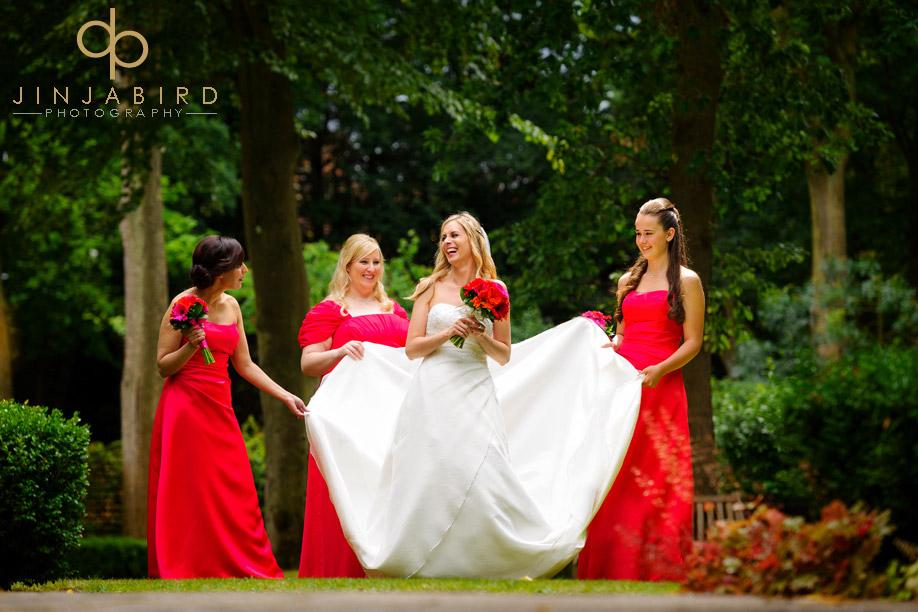 bull_hotel_gerrards_cross_bride_with_bridesmaids