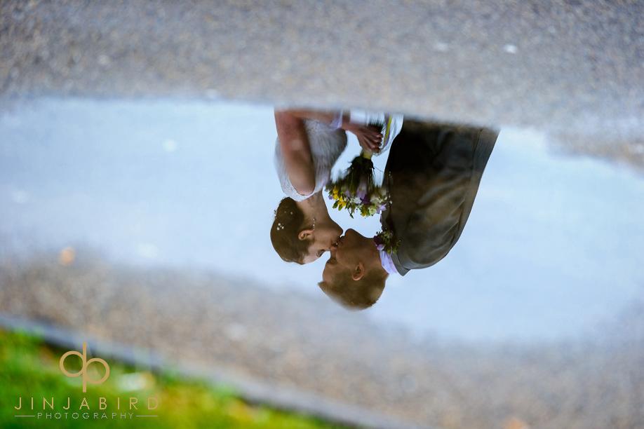 reflection_bride_with_groom_dunstable