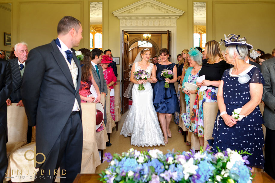 bridal_procesion_venue_rushton_hall