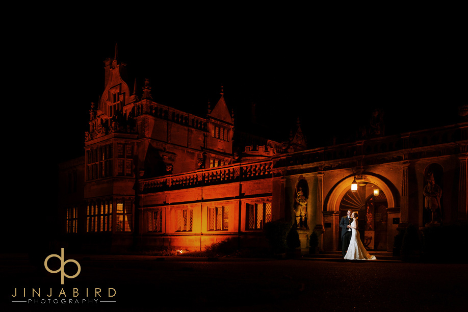 bride_and_groom_at_night_rushton_hall