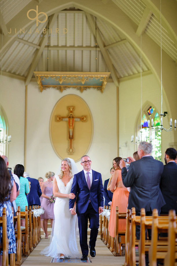 just_married_st_marys_woburn