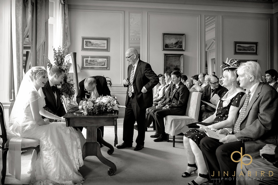 rushton_hall_wedding_signing