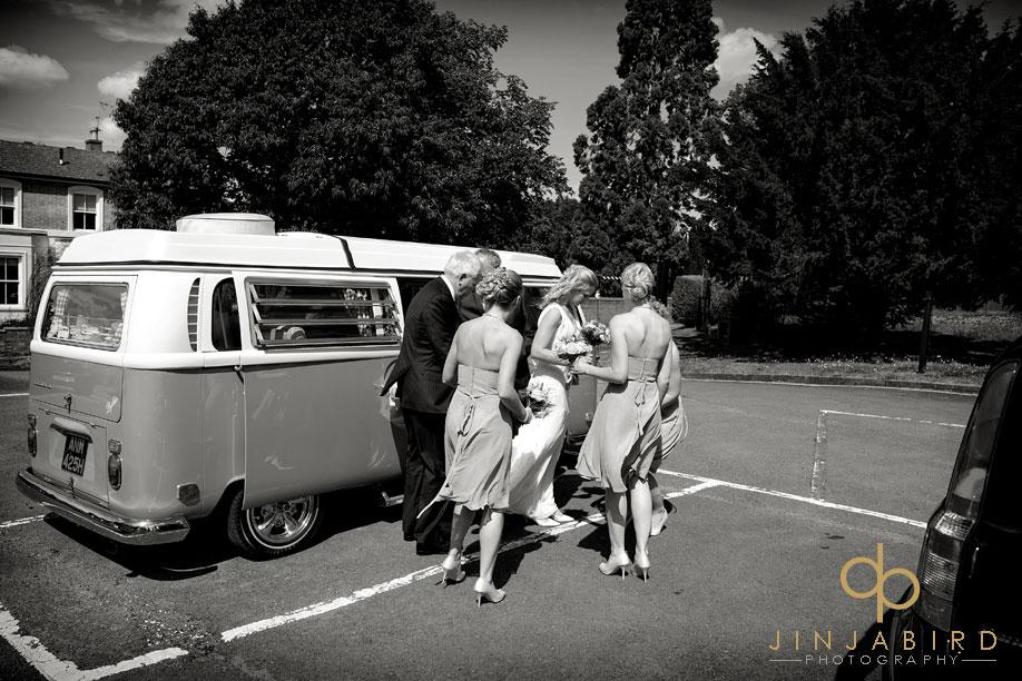 wedding_car_st_marys_woburn