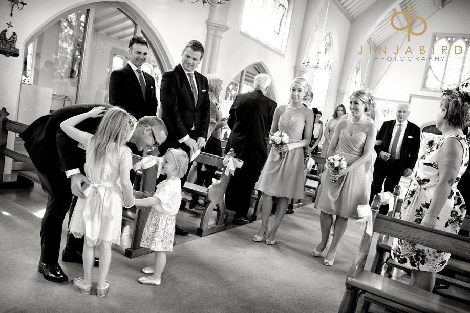 wedding_ceremony_st_marys_woburn