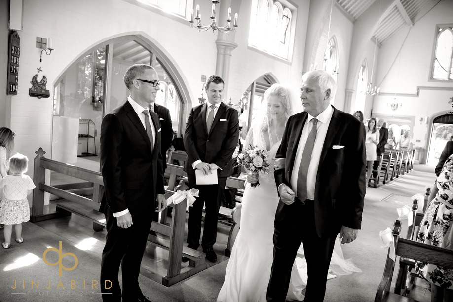 wedding_procesion_st_marys_woburn