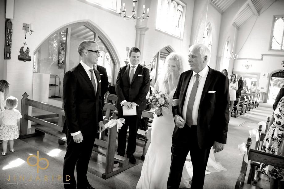 wedding_procesion_st_marys_woburn