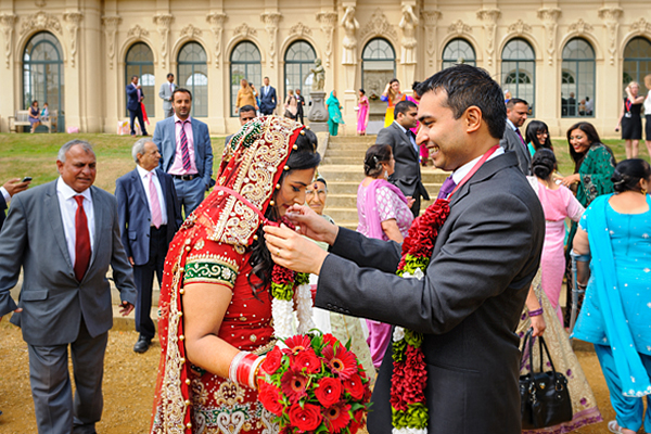 Wrest Park wedding photography – Savraj & Hardesh