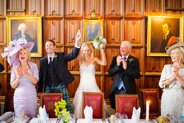Corpus Christi College wedding photography – Sophie & Rory
