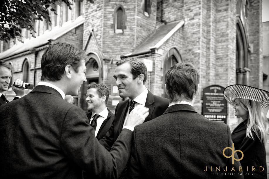 wedding_guests_arriving_cambridge