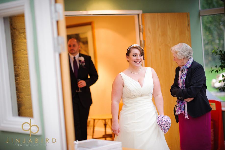 bride_enters_reception_sharnbrook_mill