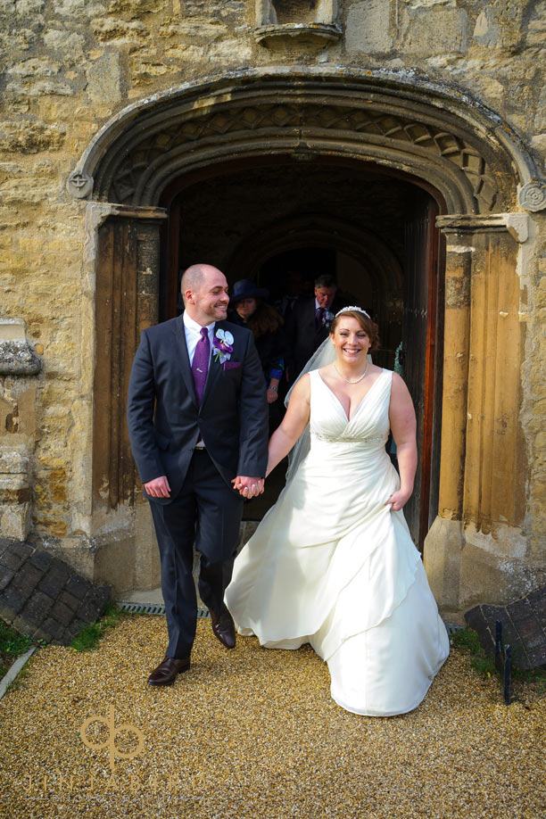 just_married_st_lawrences_church_willington