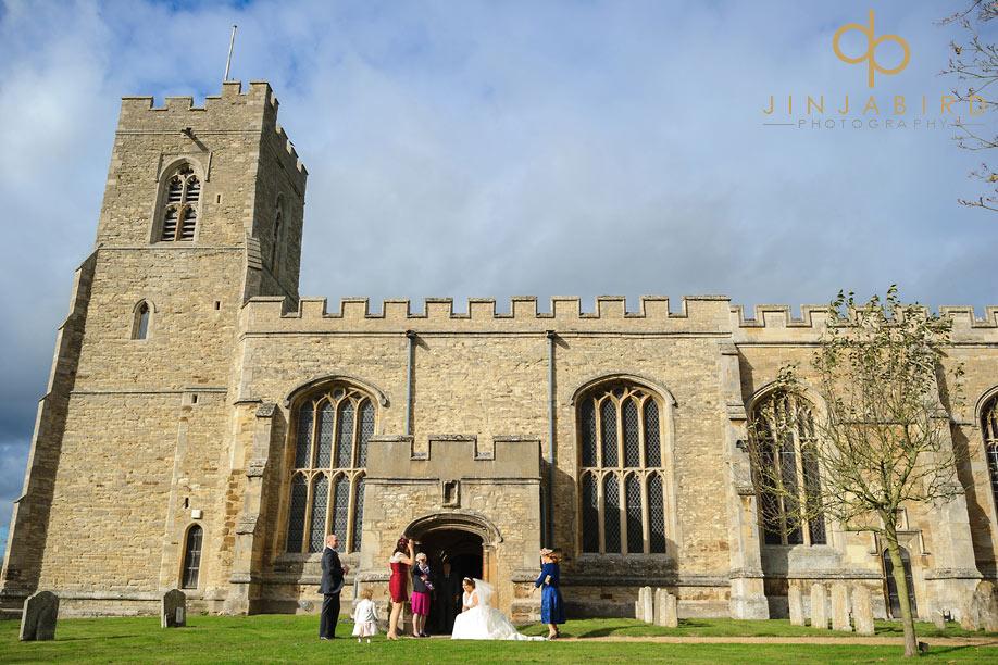 st_lawrences_church_willington_wedding_photo
