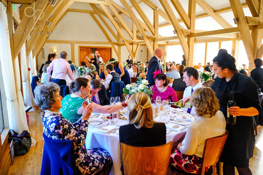 bassmead_manor_barns_wedding_meal