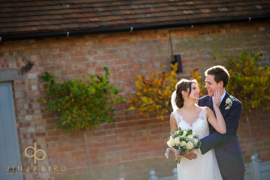 bride_with_groom_bassmead_manor_barns