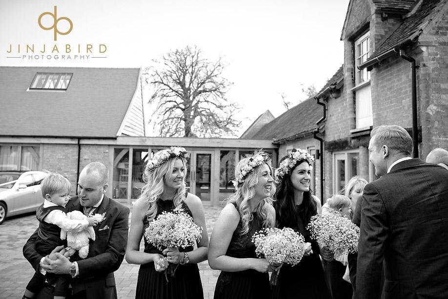 bridesmaids_at_bassmead_manor_barns