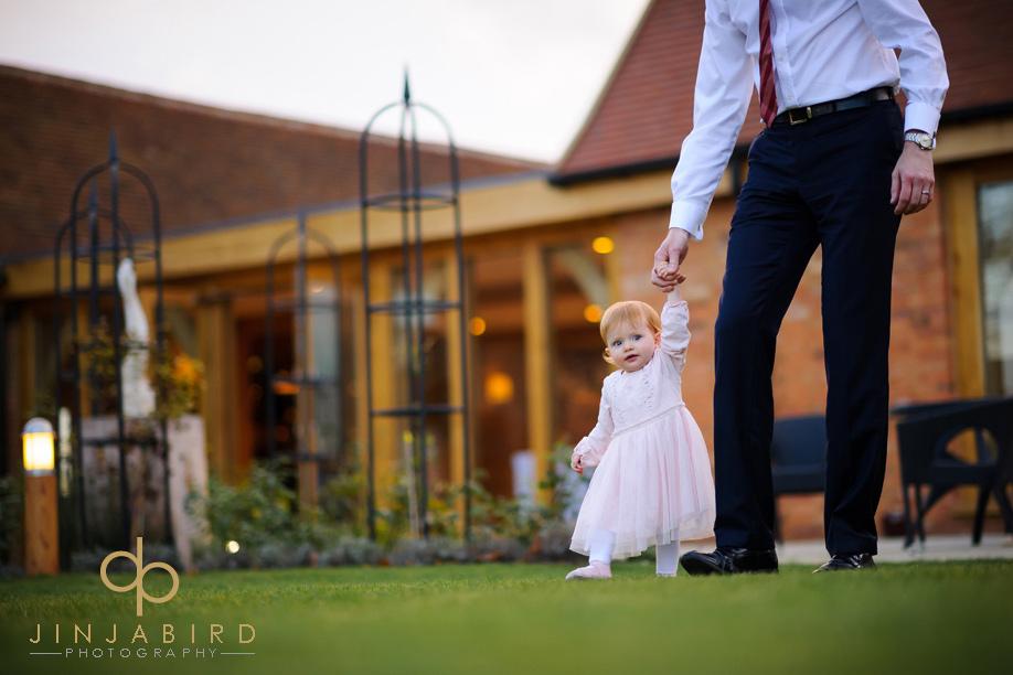wedding_outside_bassmead_manor_barns