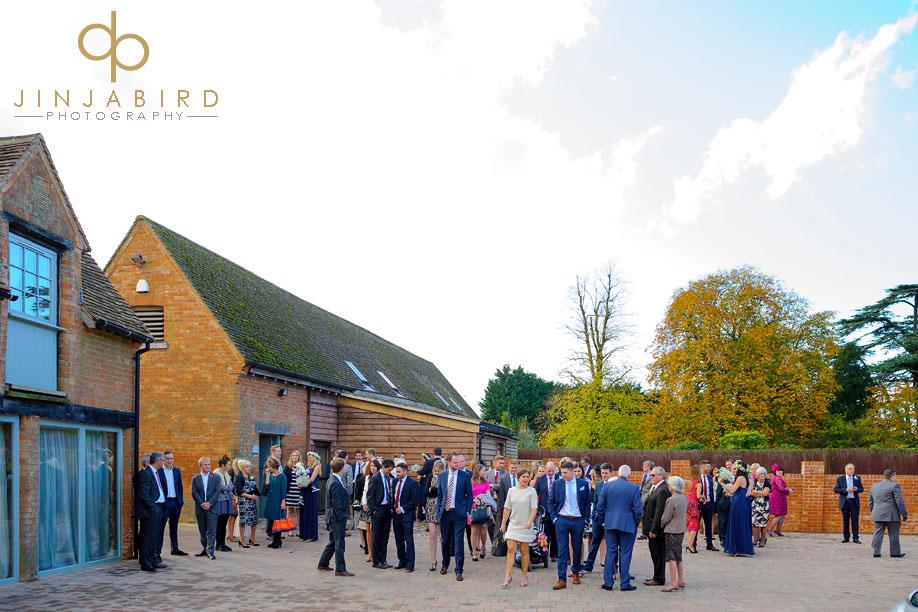 wedding_party_bassmead_manor_barns