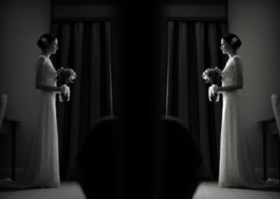 bride-reflection