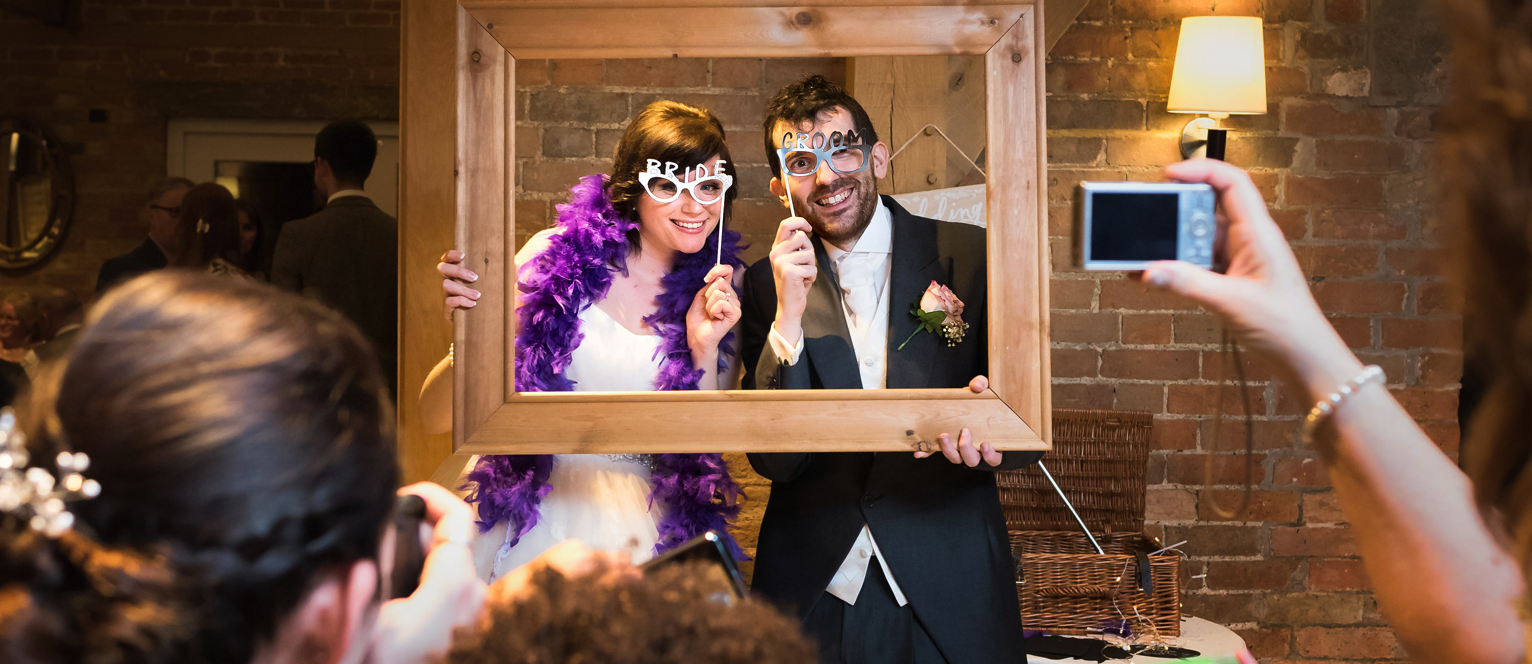 wedding photographer st-neots