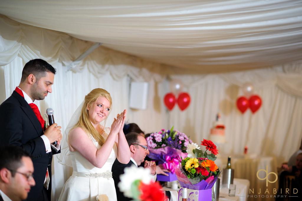 bride-speech-minstrel-court