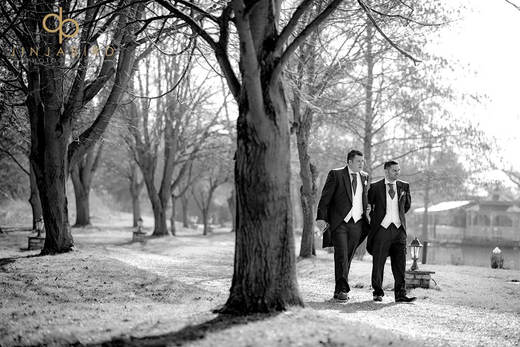 groom-with-bestman-minstrel-court