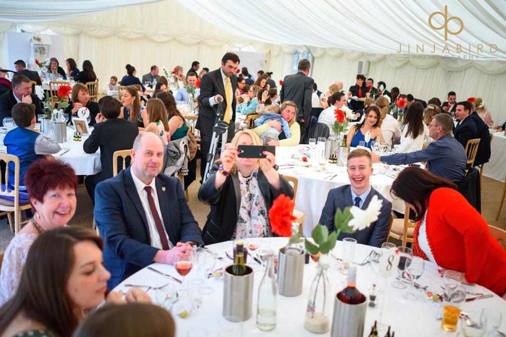 wedding-guests-having-meal-minstrel-court