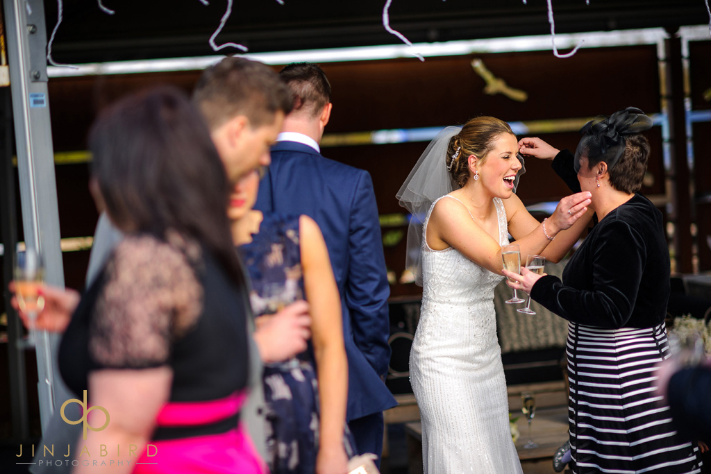 bride-with-guest-southend-barns
