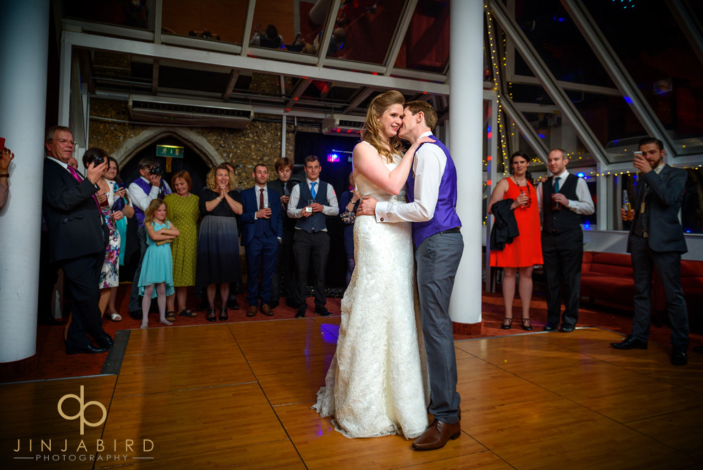 first-dance-hitchin-priory