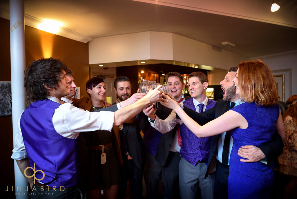 hitchin-priory-wedding-guess-toasting